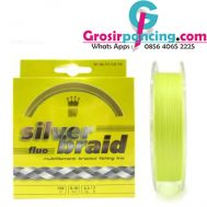 Senar PE Silver Braid Fluo