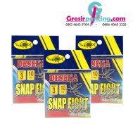 Snap Peniti Eight Deseka