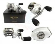 Reel Bait Casting Kenzi Savoy KZ-12, Spool Aluminum