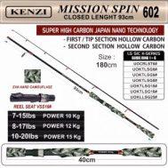 Joran Kenzi Mission Spin 602