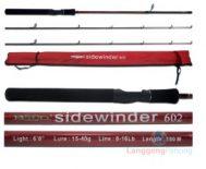 Joran Blood Sidewinder 602 Spinning 8-16lbs Free 1 Top Sect