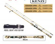 Joran Kenzi Grande Spin 602 Super High Carbon