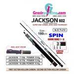 Joran Kenzi Jackson Spin 602 Carbon