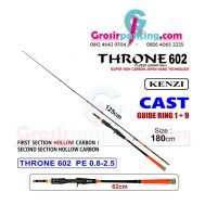 Joran Kenzi Trhone Jig 602 Super High Carbon