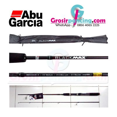 Joran Abu Garcia Black Max 562 Spin