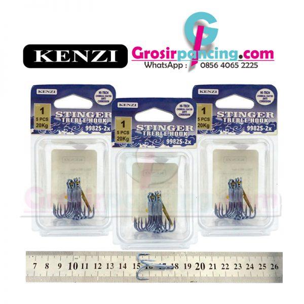 Kenzi Treble Hook Stinger Hi-Tech
