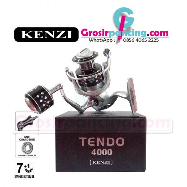 Reel Kenzi Tendo Power Handle Spin 7+1BB