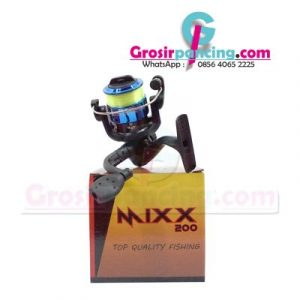 Reel Logic Mixx Spinning 200