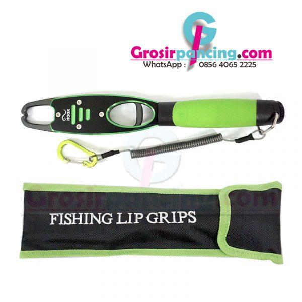 Lips Grip Hoox Alumnium Medium Green