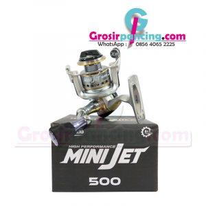 Reel HAMMERHEAD MiniJet UL 500