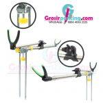 Bracket Adjustable Holder Joran Stainless Pole 1.7m